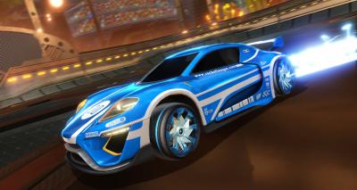 rocket league items