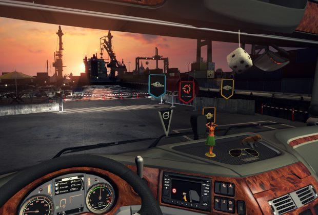 Euro Truck Simulator 2 herunterladen.